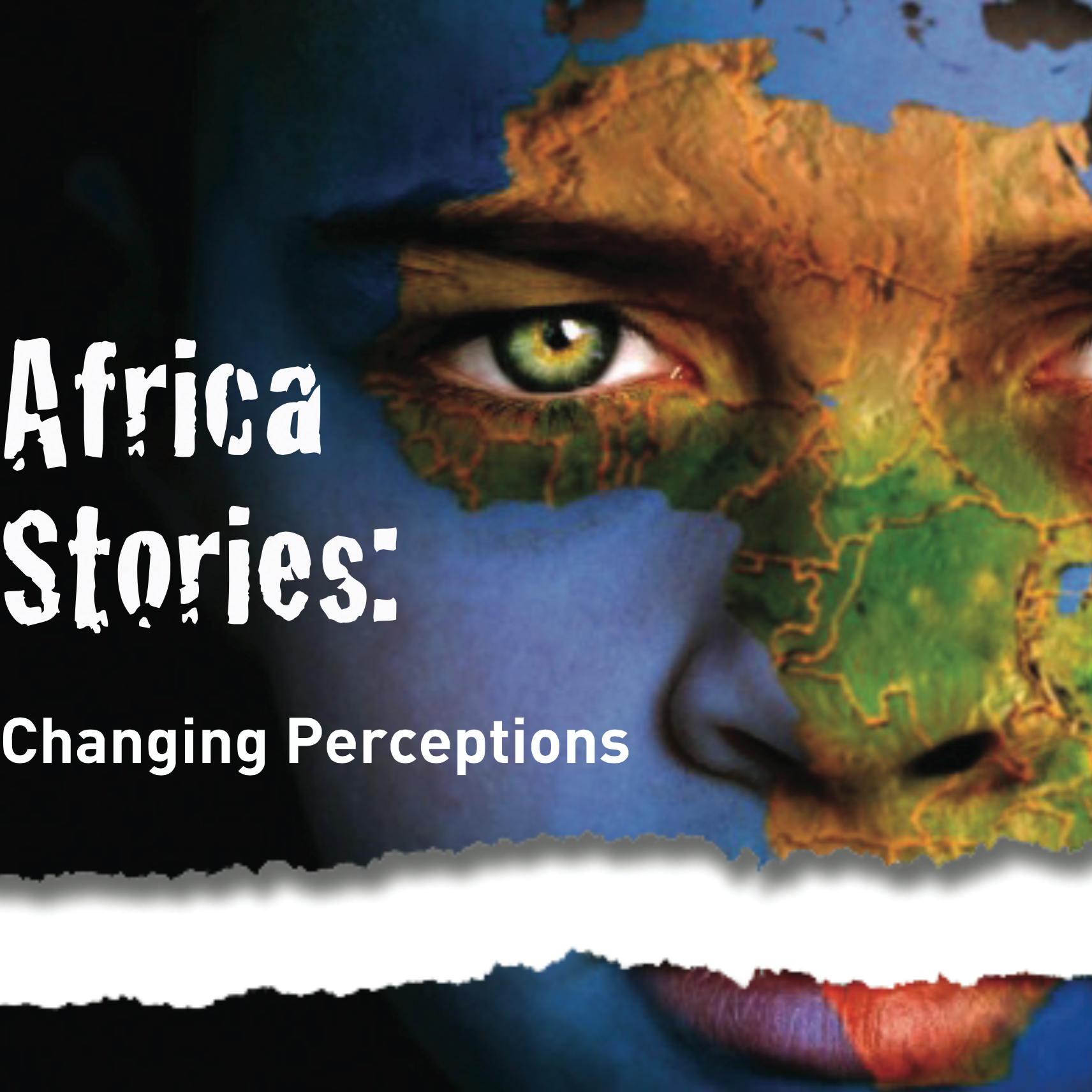 Africa Stories event poster