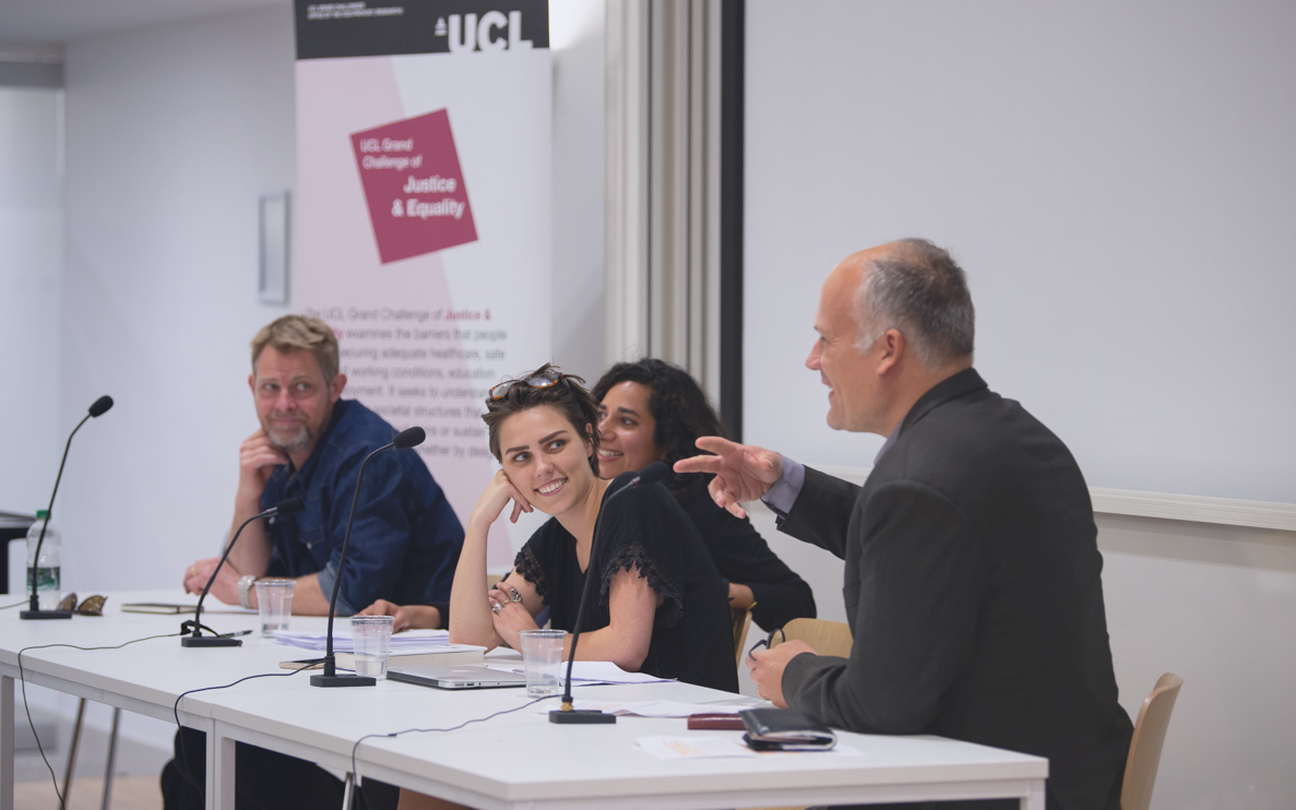 UCl festival of culture panel event
