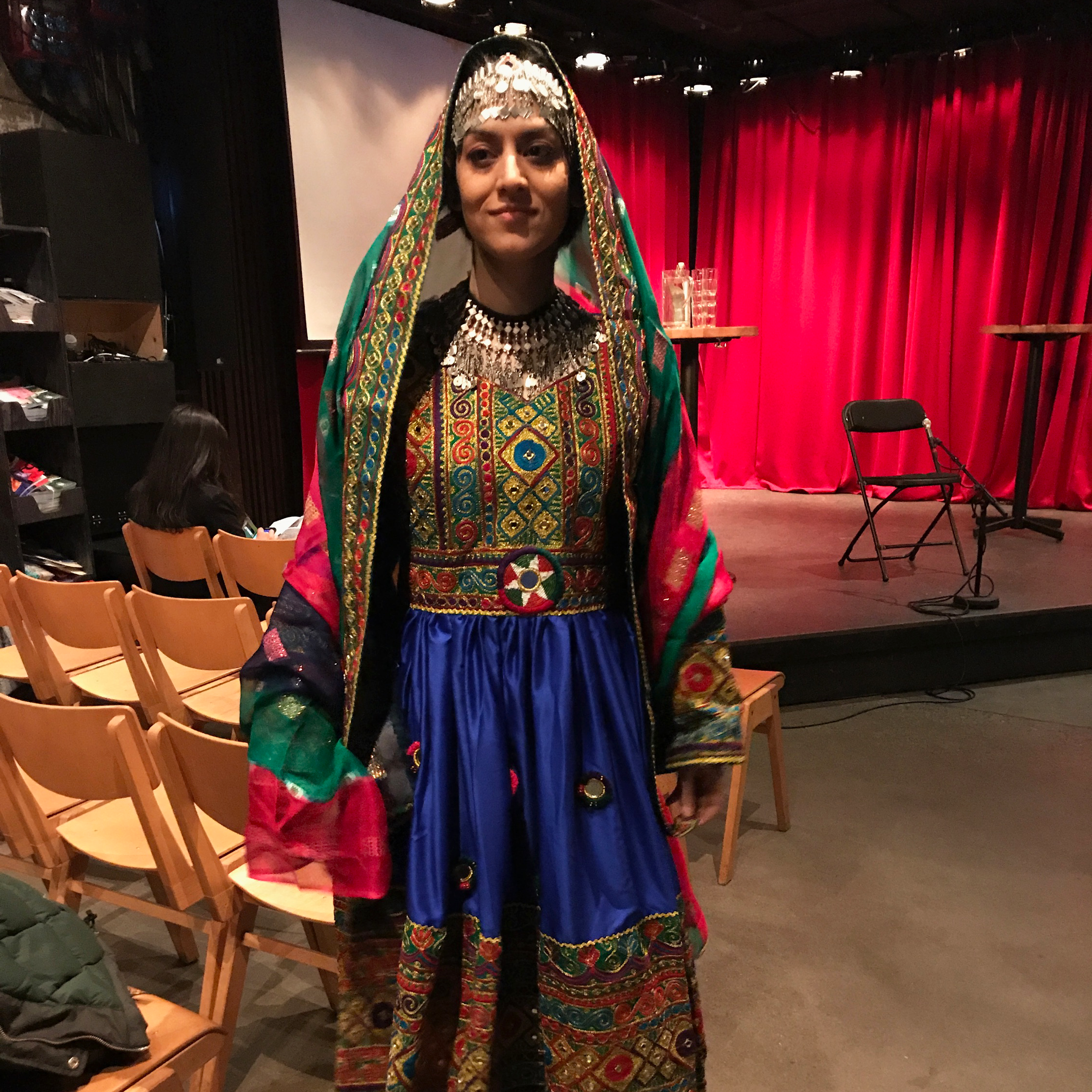 Afghan poetry event at Toronto