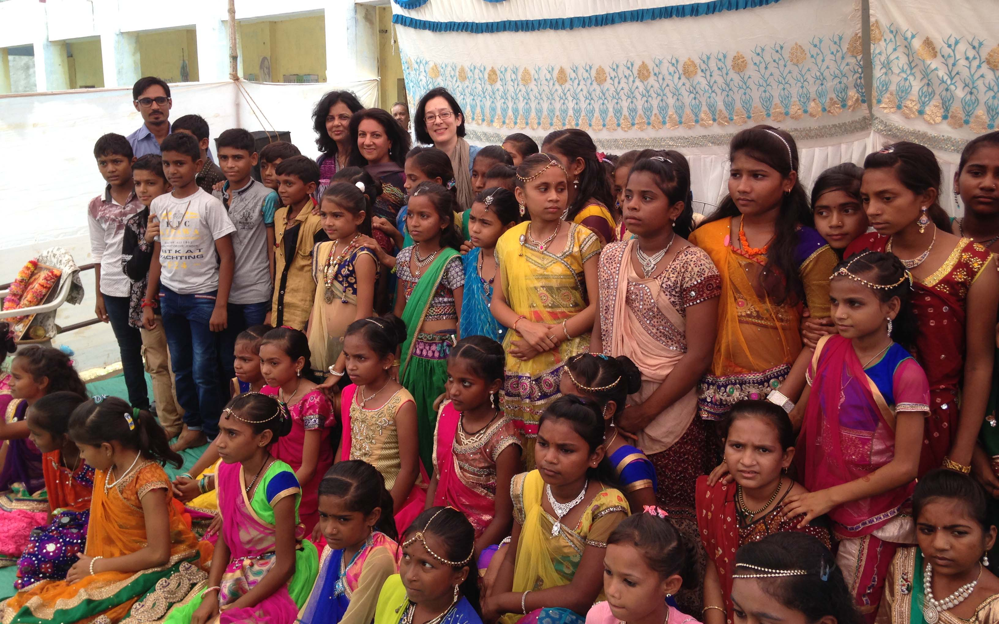 UCL academics specialising in education, engineering and child health visited villages in rural India to see how they can work with partners to improve health of the children and their families.…