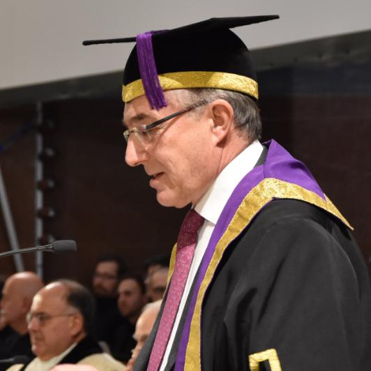 UCL Provost at La Sapienza