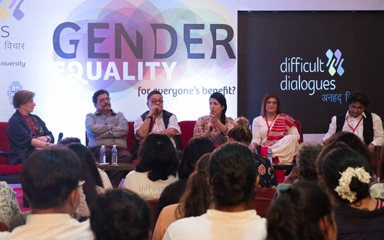 Difficult Dialogues conference 2018