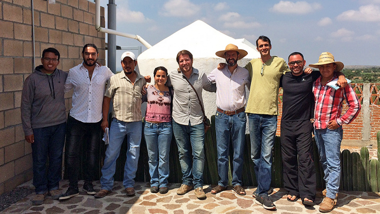 GEF research in Mexico