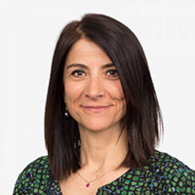 Professor Claudia Mauri - UCL Global Engagement Office