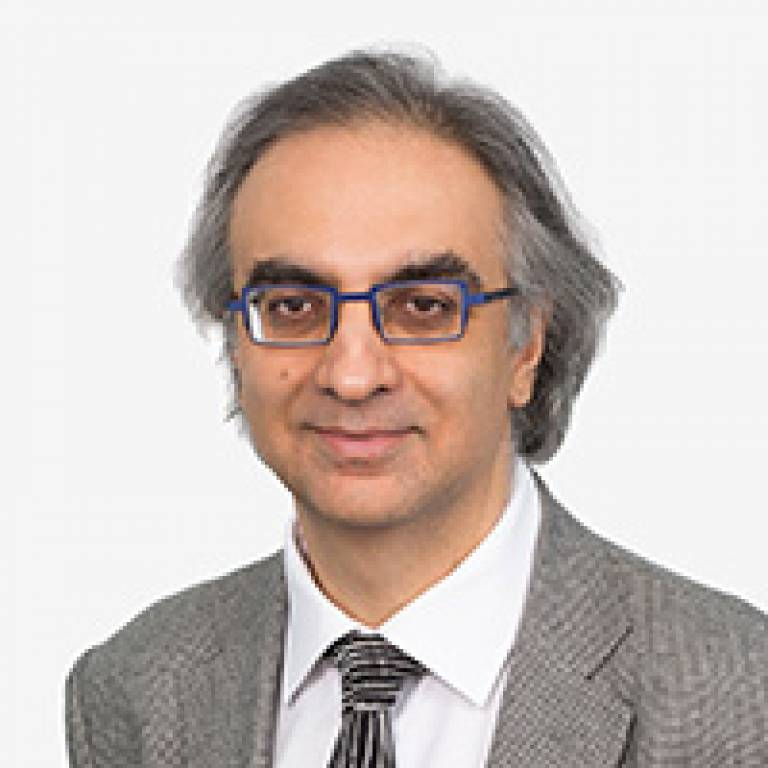 Professor Sonu Shamdasani - UCL Global Engagement Office