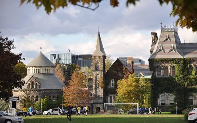 University of Toronto campus - Diana Tyszko