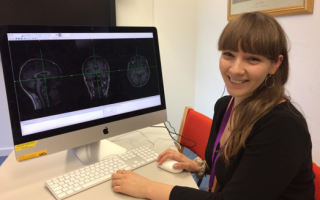 Clarissa Sorger, Child Health Research PhD Student PPRG in UCL's Paediatric Pain Research Group