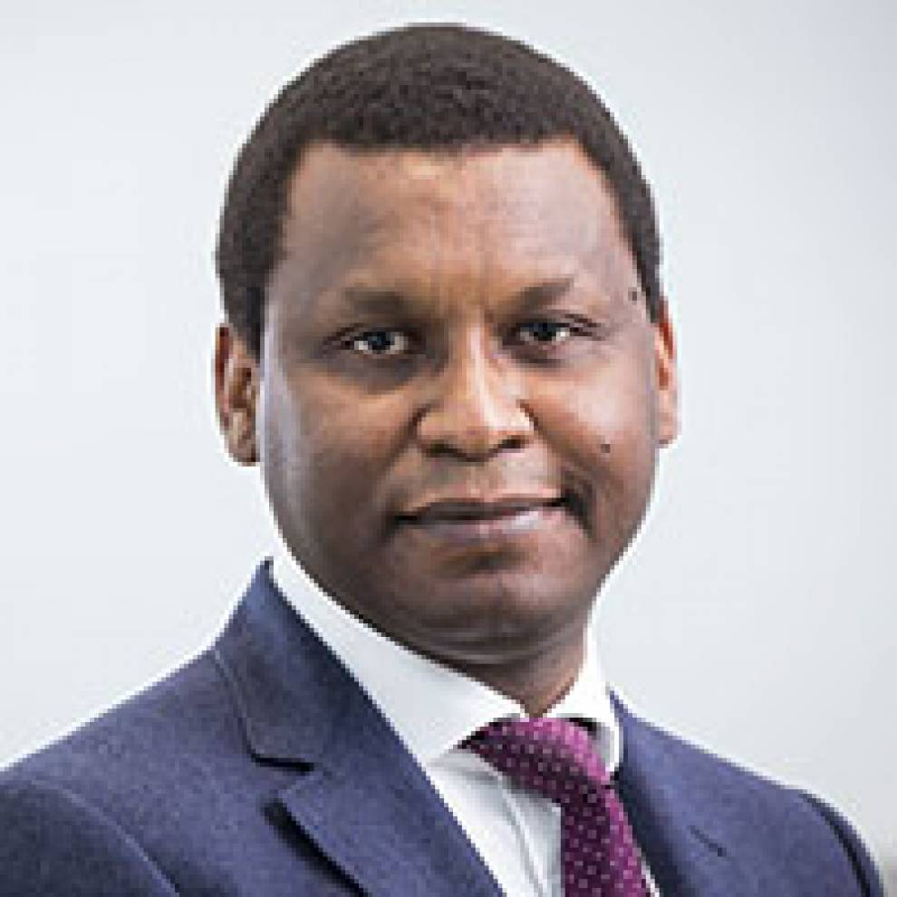 Professor Ibrahim Abubakar, Vice-Dean International for Population Health Sciences