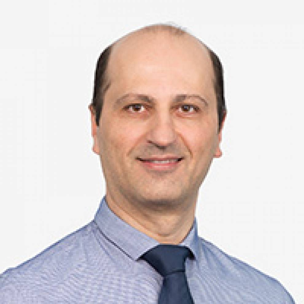 Professor Nikolaos Konstantinidis - UCL Global Engagement Office