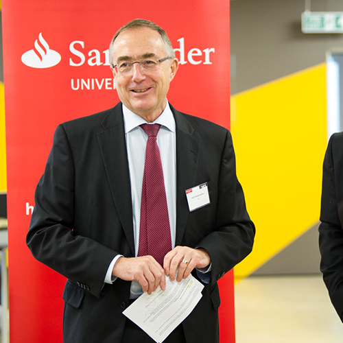 UCL and Santander collaboration anniversary
