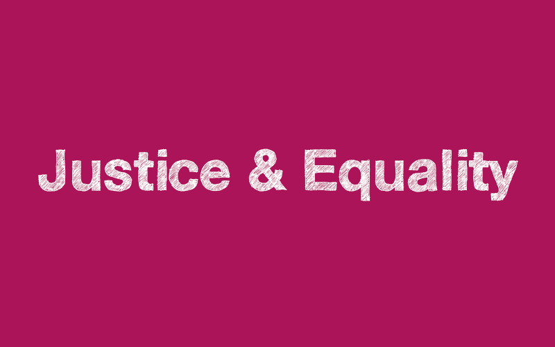 Justiceandequality