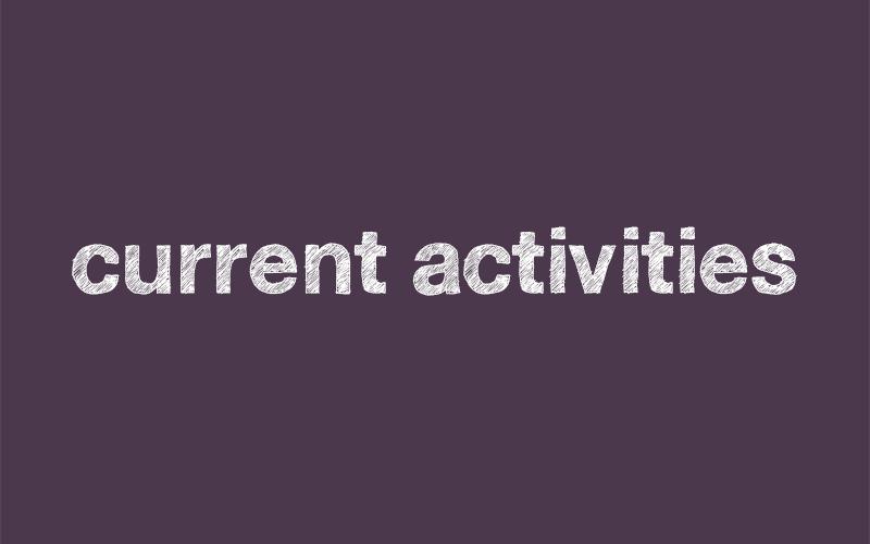 current activities GCTT