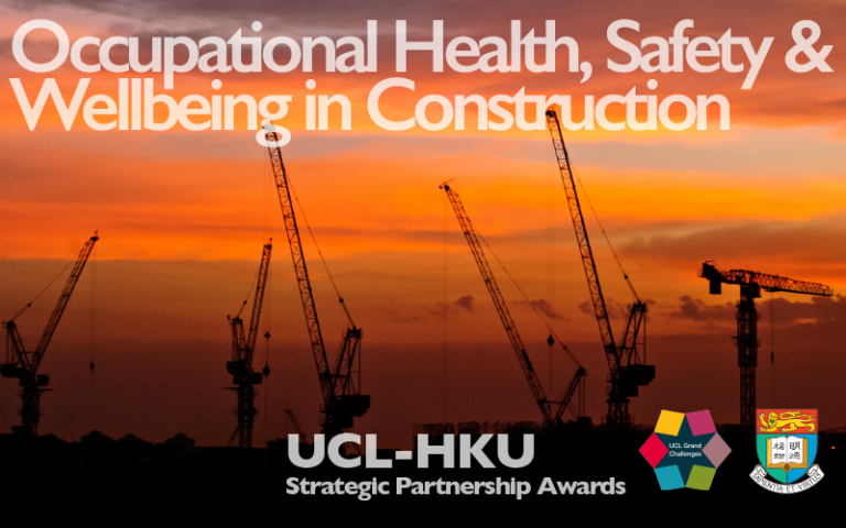 Occupational Health, Safety and Wellbeing in Construction