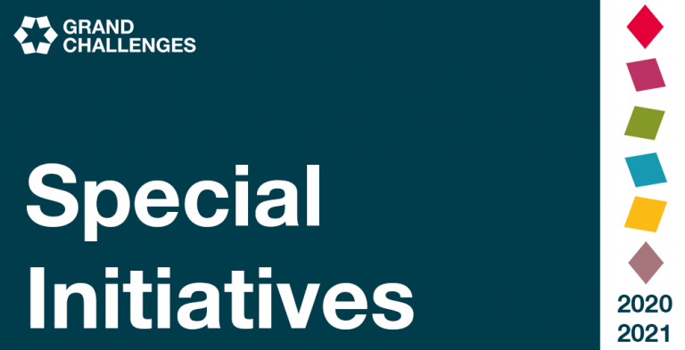 UCL Grand Challenges Special Initatives