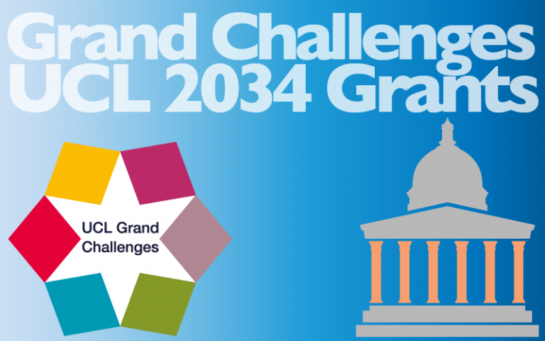 UCL 2034 Grand Challenges