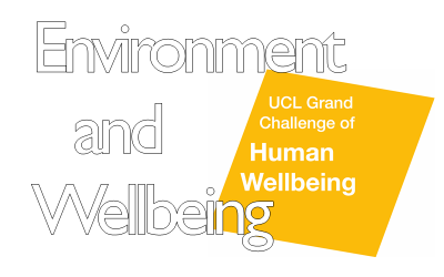 Environment and wellbeing logo