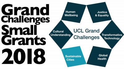 Grand Challenge of Sustainable Cities - Small Grants 2018