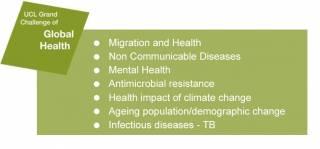 GCGH Priority Themes