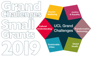 GC Small Grants 2019 Logo