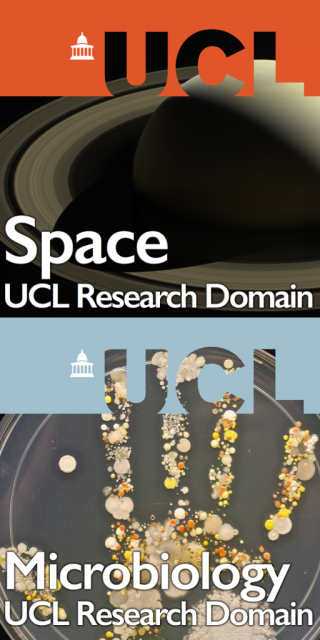Doctoral Students' Small Grants: Space and Microbiology | UCL Grand