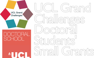 UCL Grand Challenges Doctoral Students' Small Grants