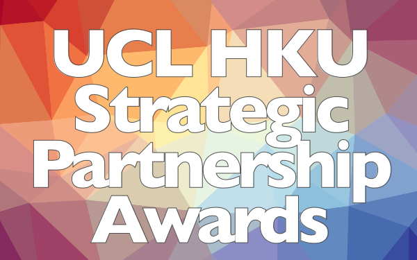 UCL HKU Strategic Partnership Awards