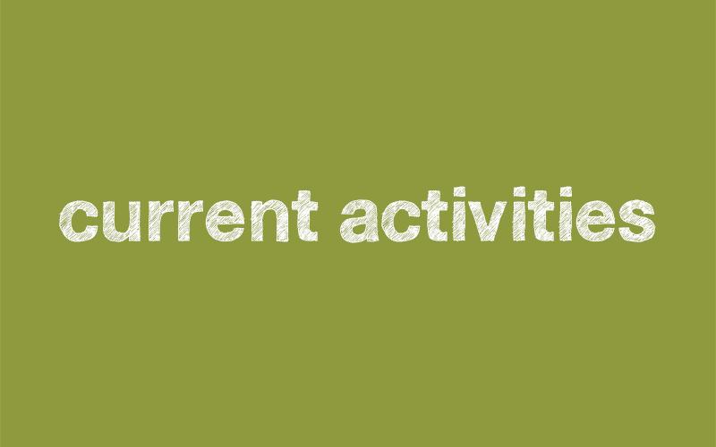 Current activities GCGH