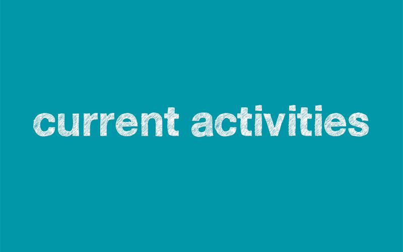 GCSC Current Activities