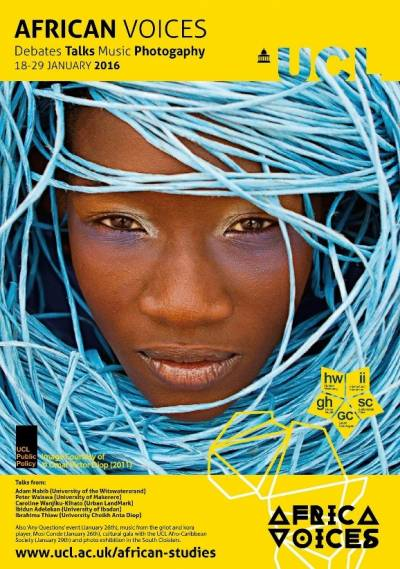 Africa Voices poster