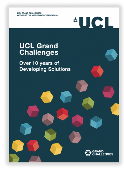10 Years of UCL Grand Challenges