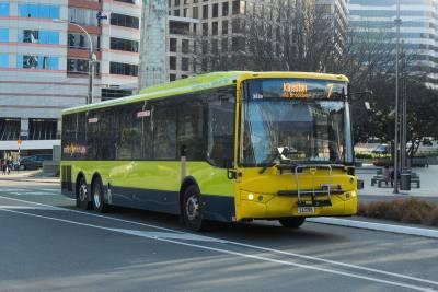 Metlink Bus
