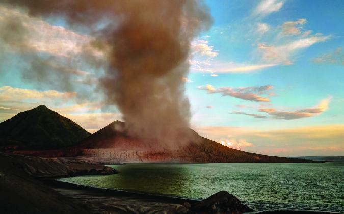 Large calderas - Rabaul