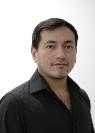 Arturo Gonzalez-Izquierdo portrait