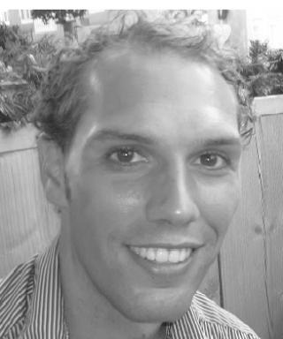 Greg Hugenholtz portrait