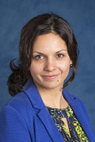 Dr Serena Luchenski