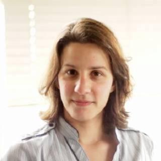 Marie Pikoula portrait
