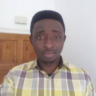 Joel Aderemi - Black Internship Programme 2021 UCL HDR UK Institute of Health Informatics