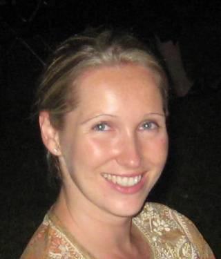 Natalie Fitzpatrick portrait