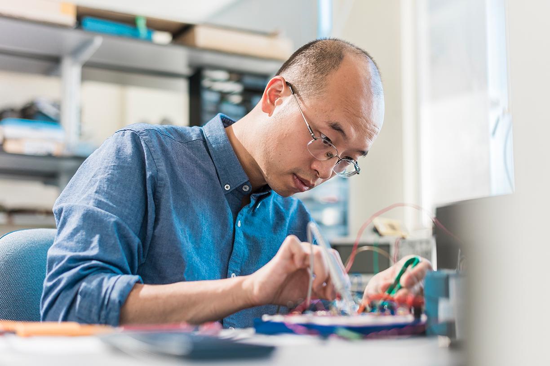 Monitoring research | Xiao Liu's lab