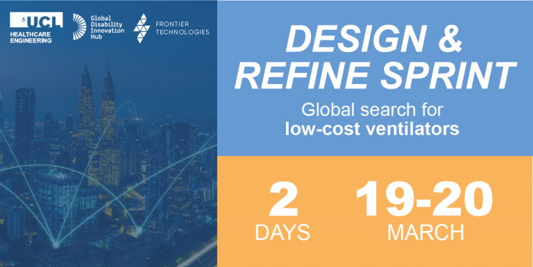 Design & Refine Sprint 19-20 March 2020