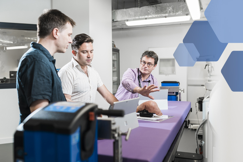 Institute of Healthcare Engineering collaboration
