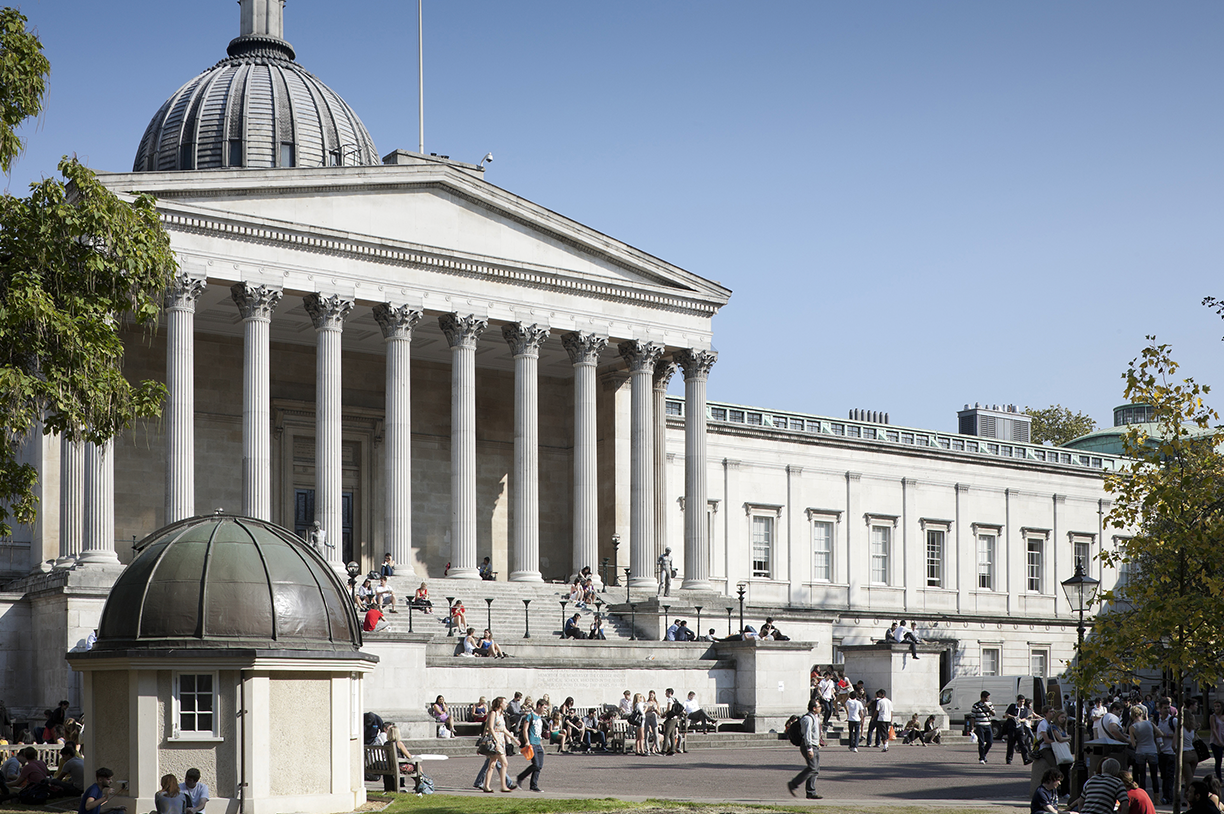 UCL affiliated centres | UCL portico