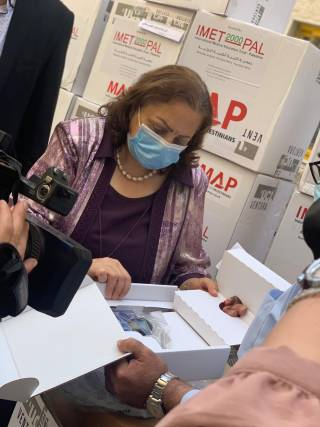 Signing over CPAP