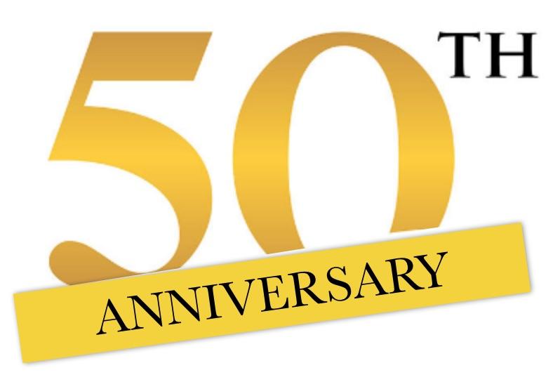 50th anniver