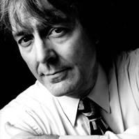 black and white portrait of John Klier
