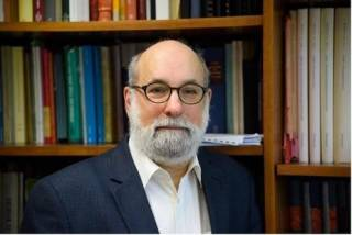 portrait of Professor Mark Geller