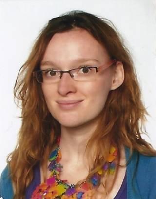 portrait of Natalia Romik