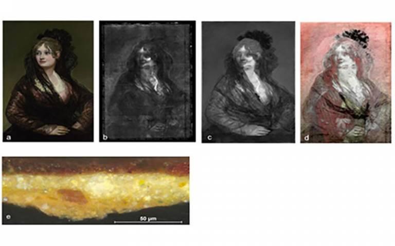 Francisco de Goya, Doña Isabel de Porcel (NG1473), before 1805