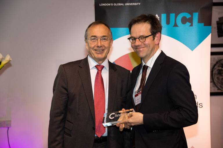 Adam Smith Broadcaster of the Year