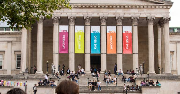 EDI Welcome to UCL
